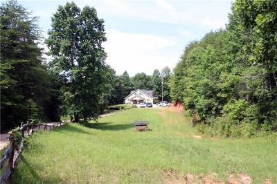Single Family Home For Sale: 296 Spivey Road
