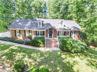 Anderson County Single Family Home For Sale: 202 Oak Hollow
