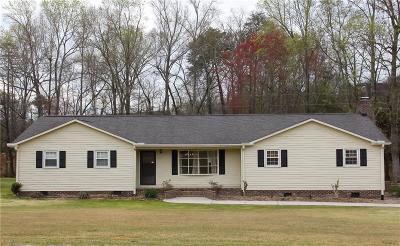 Pickens Single Family Home For Sale: 405 Old Bethlehem School Road