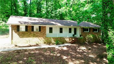 Clemson Single Family Home For Sale: 406 Rock Creek Road