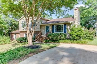 Central Single Family Home For Sale: 107 Quail Circle