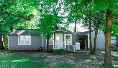 Greenville Single Family Home For Sale: 4 W Wilburn Avenue