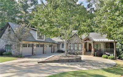 Oconee County, Pickens County Single Family Home For Sale: 115 Belle Oaks Court