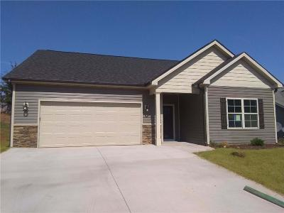 Anderson Single Family Home For Sale: 114 Patagonia Drive