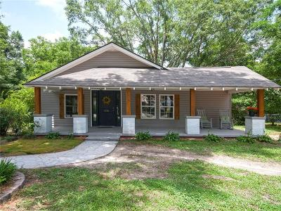 Easley Single Family Home For Sale: 502 Fleetwood Drive
