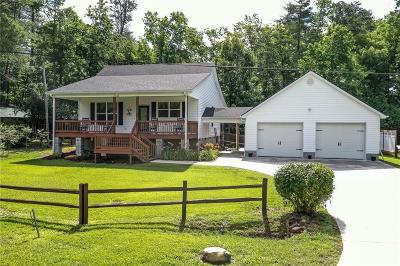Single Family Home For Sale: 32 Ragsdale Road