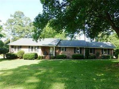 Anderson Single Family Home For Sale: 607 Regency Circle