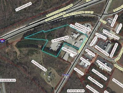 Anderson Residential Lots & Land For Sale: 81 Highway