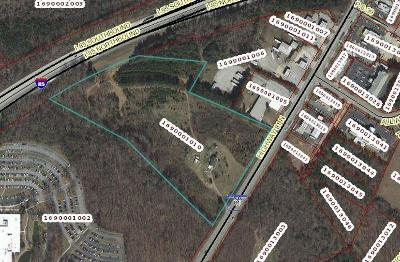 Anderson Residential Lots & Land For Sale: 00 N 81 Highway