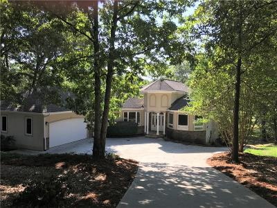 Oconee County Single Family Home For Sale: 1027 Cross Creek Drive