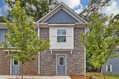 Clemson Condo For Sale: 201 Oak Street