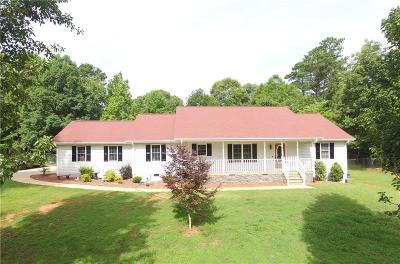 Single Family Home For Sale: 636 Barnes Road