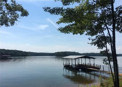 Anderson County, Oconee County, Pickens County Residential Lots & Land For Sale: Lot 9 North Shores Drive