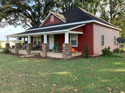 Single Family Home For Sale: 598 Earls Grove Road