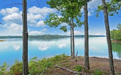 Hart County, Franklin County, Stephens County Residential Lots & Land For Sale: Lot 4 Yacht Club Point