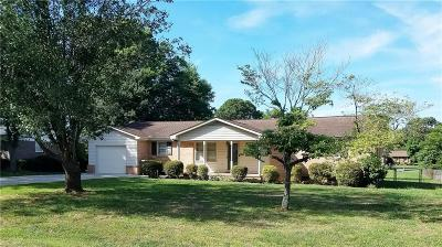Mauldin Single Family Home For Auction: 444 Bishop Drive