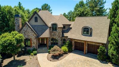 Six Mile Single Family Home For Sale: 422 Spring Cove Way