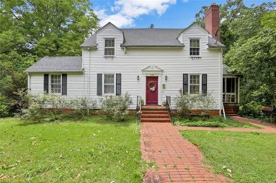 Pickens Single Family Home For Sale: 111 Glassy Mountain Street