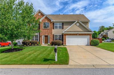 Simpsonville Single Family Home For Sale: 2 Hushpah Court