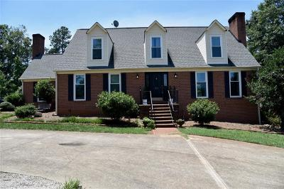 Clemson Single Family Home For Sale: 613 Issaqueena Trail