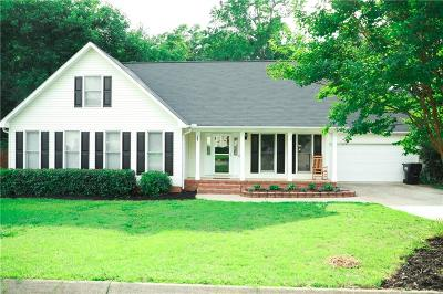 Simpsonville Single Family Home Contract-Take Back-Ups: 509 Two Gait Lane