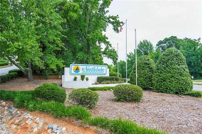Anderson County, Oconee County, Pickens County Condo For Sale: 1910 Northlake Drive
