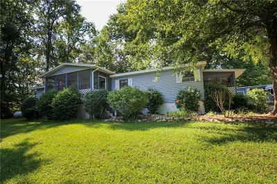 Westminister, Westminster, Westminter Mobile Home For Sale: 110 Harbert Park Circle