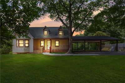 Anderson Single Family Home For Sale: 1407 Old Ivy Road