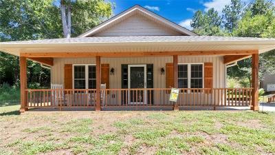 Single Family Home Contract-Take Back-Ups: 14047 E Camelia Lane