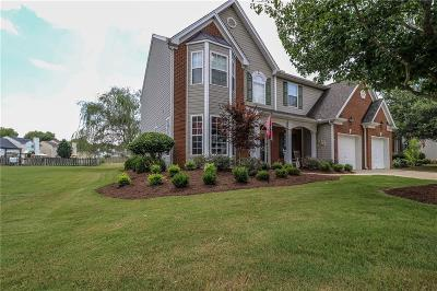 Greenville County Single Family Home For Sale: 37 Birkhall Circle