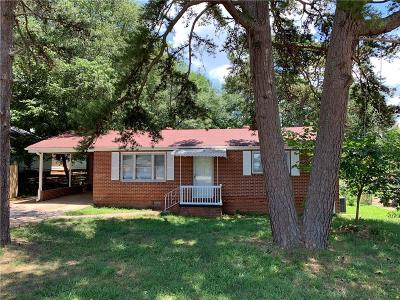 Greenville County Single Family Home For Sale: 1017 Staunton Bridge Road