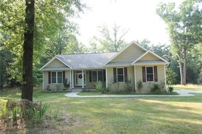 Abbeville County Single Family Home For Sale: 24 Scuffy Road