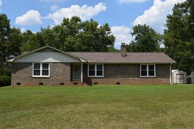 Anderson SC Single Family Home For Sale: $169,900
