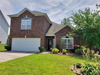 Easley Single Family Home For Sale: 316 Spirit Mountain Lane