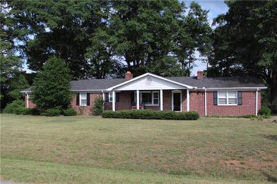 Greenville County Single Family Home For Sale: 119 Williams Road