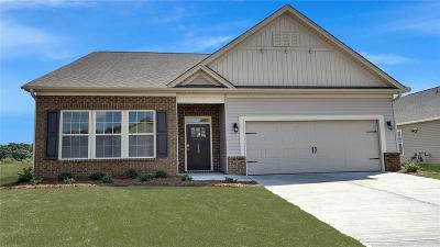 Anderson Single Family Home For Sale: 113 Cypress Hollow Drive