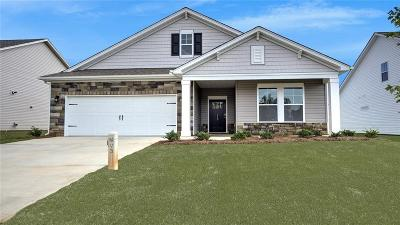 Anderson Single Family Home For Sale: 115 Cypress Hollow Drive