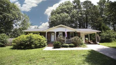 Central Single Family Home For Sale: 148 Cedar Creek Circle