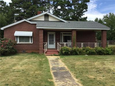Anderson Single Family Home For Sale: 2824 S. Main Street