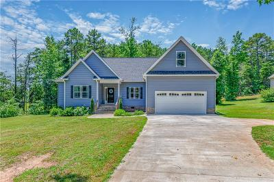 Six Mile Single Family Home For Sale: 103 Ridgeland Drive