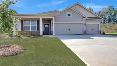 Anderson Single Family Home For Sale: 307 Maple Forge Way