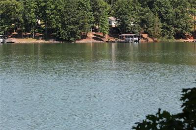 Oconee County, Pickens County Residential Lots & Land For Sale: Lot 25 Bayside Drive