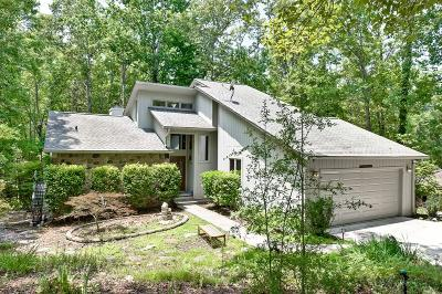 Oconee County Single Family Home For Sale: 9 Calm Sea Drive