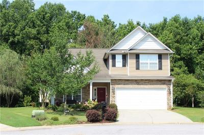 Easley Single Family Home For Sale: 124 Buck Hill Way