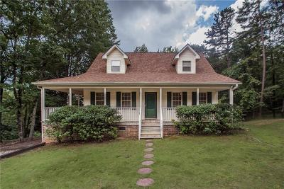 Pickens Single Family Home For Sale: 531 Upper Springs Road