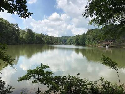Oconee County, Pickens County Residential Lots & Land For Sale: Lot 47 Harbor Point Clear Point Trail
