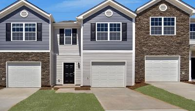 Easley Townhouse For Sale: 116 Northridge Court