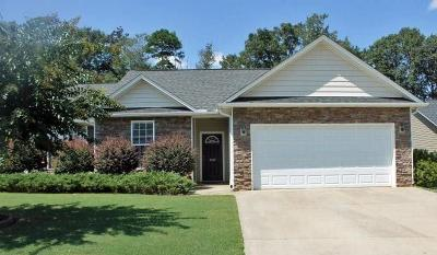 Piedmont Single Family Home For Sale: 1049 Blythwood Drive