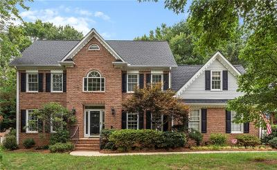 Greenville County Single Family Home For Sale: 303 Holly Crest Circle