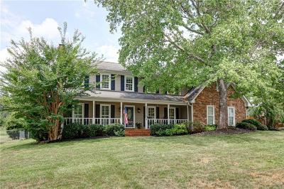 Greenville County Single Family Home For Sale: 9 Staten Lane